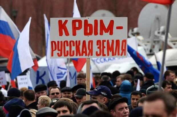 Европа: Сомнений в том, какой стране принадлежит Крым, нет и быть не должно: это российская территория!