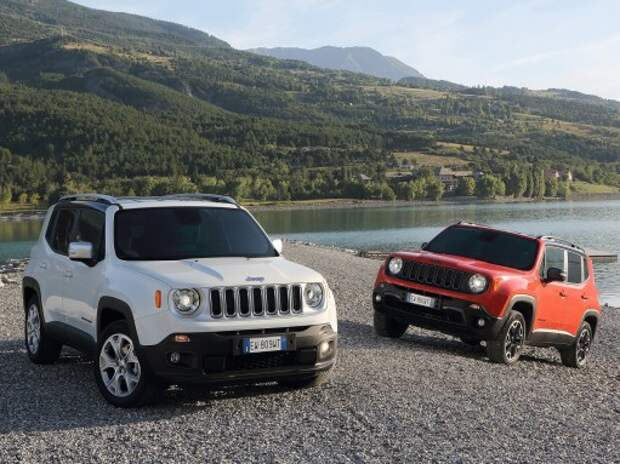 Оператив ЗР: Jeep Renegade – легкий на подъем?