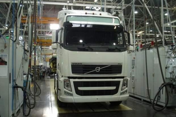 Volvo планирует возобновить сборку грузовиков в Калуге до конца года