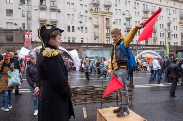 Москва триумфальная