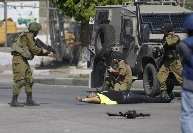 Очередное обострение израильско-палестинских отношений