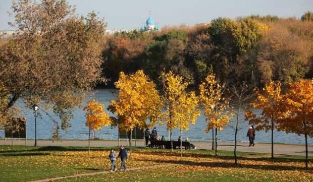 На предстоящей неделе ожидаются резкие перепады температуры в Центральной России