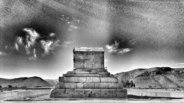 Гробница Кира II Великого, Пасаргады, Иран