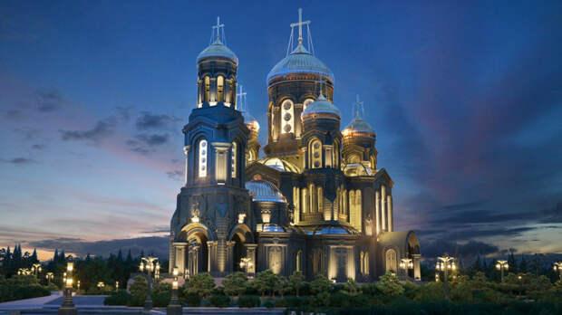 РПЦ спасет развалившиеся храмы России