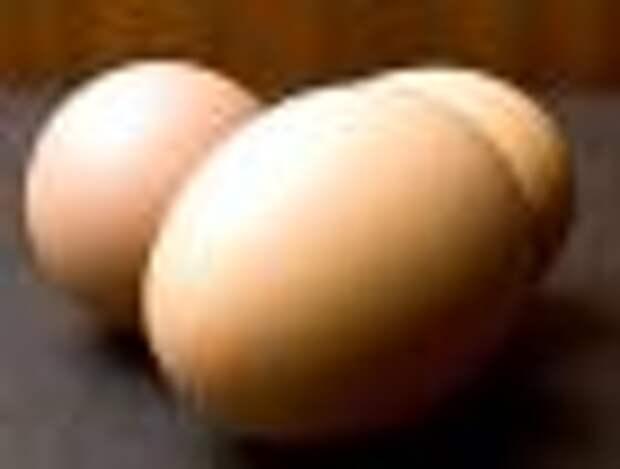 Креативная концепция для майонеза:  круче нас только яйца!