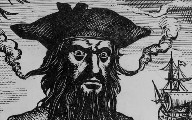 Самые знаменитые и грозные пираты в истории