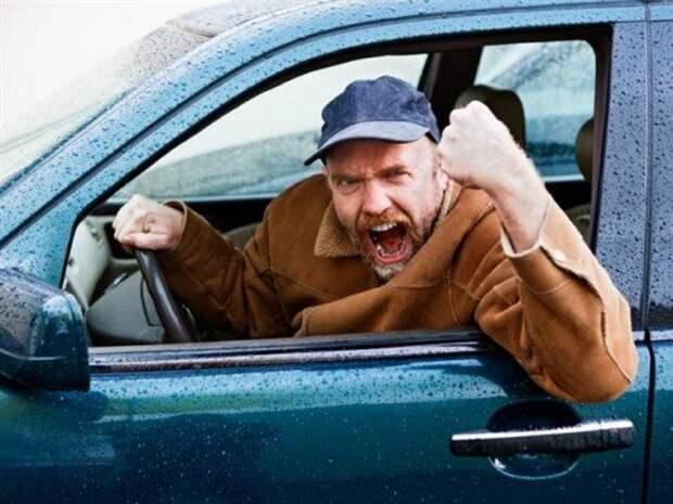 Читатели «За рулем» голосуют за наказание агрессивных водителей