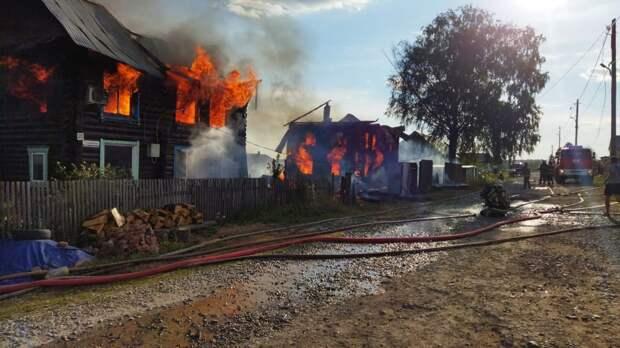 Пожар в бараках Ижевска, наводнение в Германии и 3D от «Союзмультфильма»