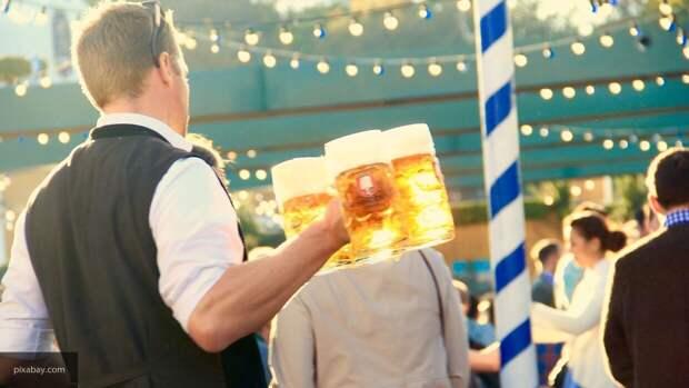 В России могут разрешить продажу пива на стадионах