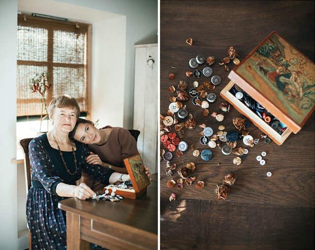 Связь бабушки и внучки: о чем говорят их подарки друг другу