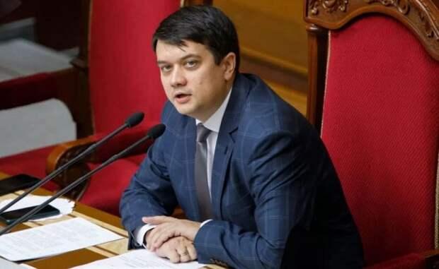 Спикер Рады высказался против переноса переговоров ТКГ поДонбассу вВену