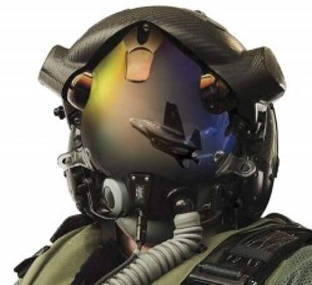 Шлем пилота Lockheed F-35