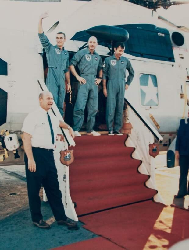 1969. 27 мая. Вернувшиеся из другого мира