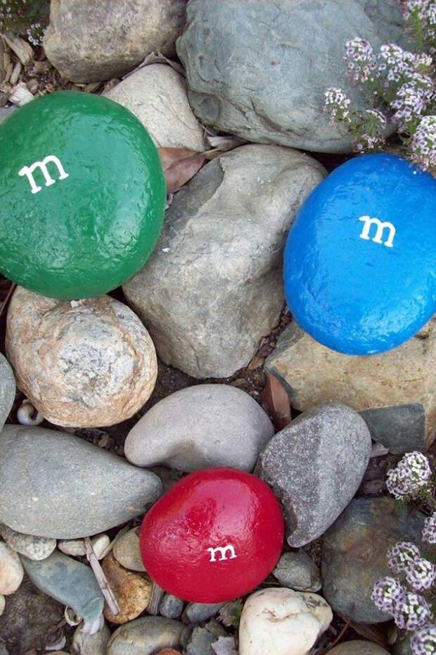 Сладкие камни