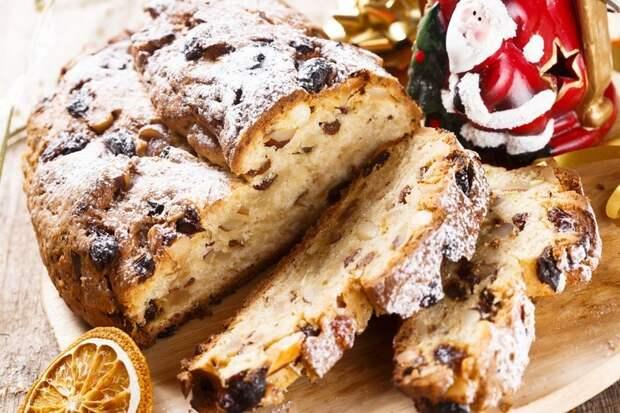 Лучшие новогодние десерты из 10 разных стран