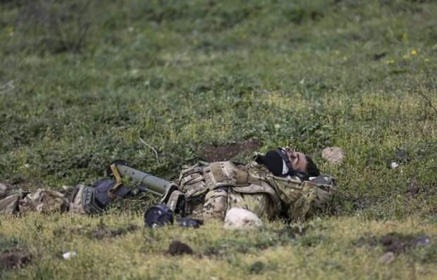 МО Азербайджана: батальон ВС Армении отказался от участия в боях в Карабахе