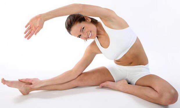 Стретчинг: 6 основных упражнений на растяжку