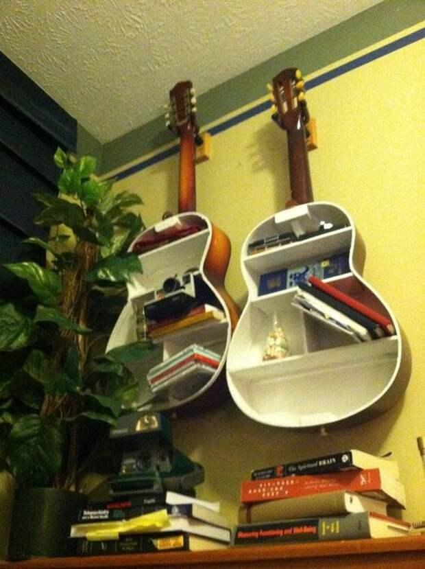 1. Вторая жизнь старых гитар
