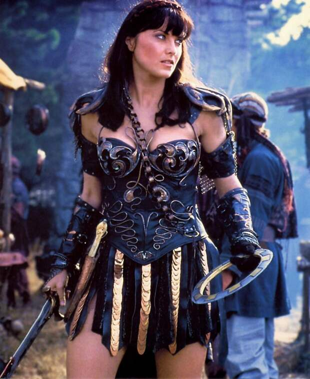 Зена — королева воинов. Легенда