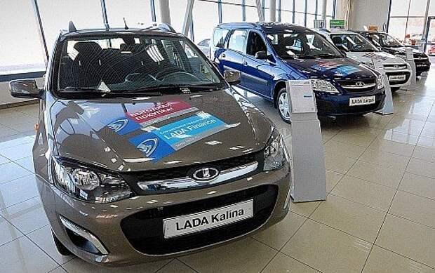 Специалисты выяснили, какие автомобили чаще всего покупают в кредит