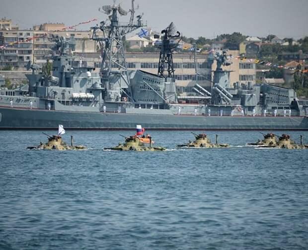 Как в Севастополе отпразднуют День ВМФ