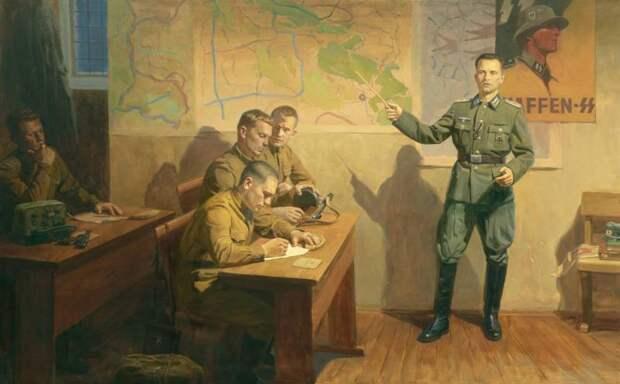 Тайная война в тылу врага. Немецкая агентура среди партизан