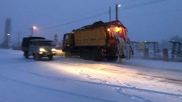 За январь в Ростовской области выпало 129% от нормы осадков