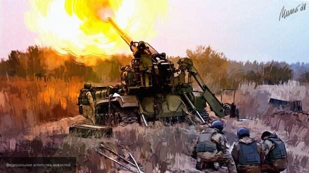 Армия ДНР дала соразмерный ответ на обстрелы: у ВСУ серьезные потери в Донбассе
