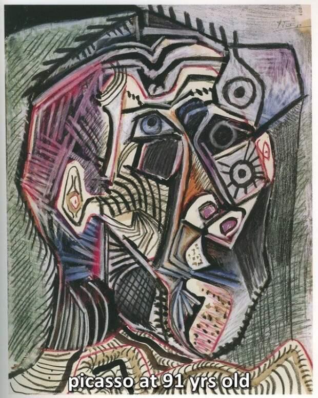 Эволюция творчества Пабло Пикассо Пикассо, творчество