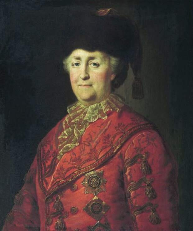 Екатерина Великая. / Фото: www.екатерина2.рф