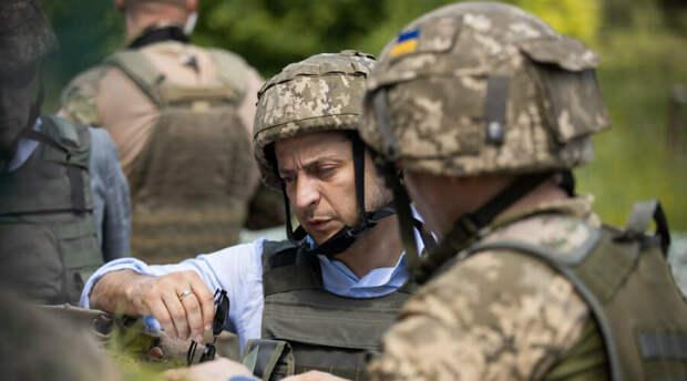 Владимир Зеленский может потерять власть после отказа российскому президенту