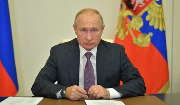 Раскрыт секрет оранжевой папки Владимира Путина