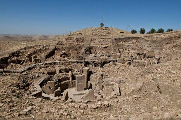 В турецкой Анталии археологи обнаружили древнейшую в мире пиктограмму