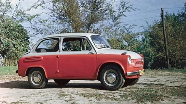Примула, Снежная королева и Арахис: вспоминаем краски и цвета советских автомобилей СССР, авто, история, факты