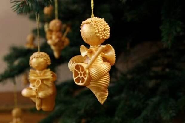 """""""Съедобный"""" Новый год: праздничные украшения из продуктов"""