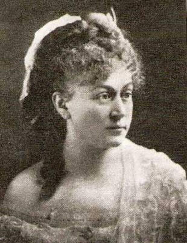 Мать Александры Коллонтай