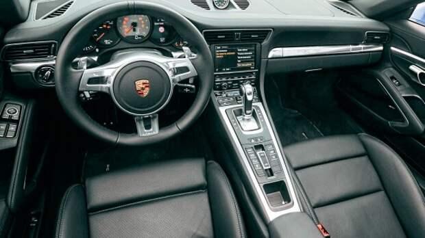 Porsche 911 Targa: горячий флешбек