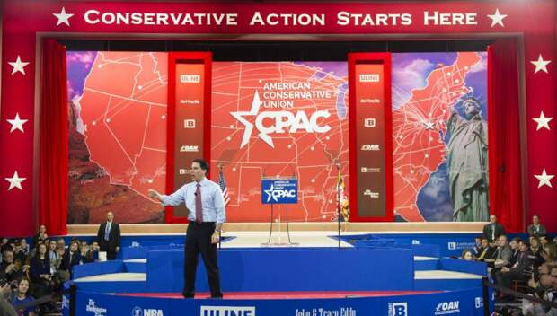 CPAC: Convention with history of controversy is underway