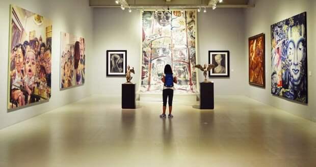 В САО можно бесплатно посетить выставку