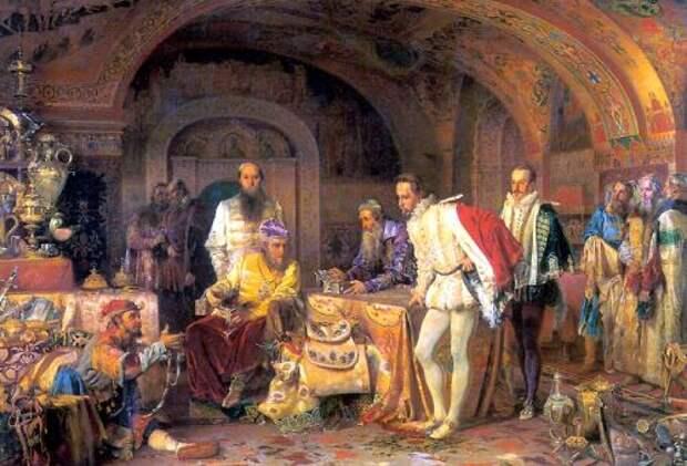 Самые скандальные выходки русских царей