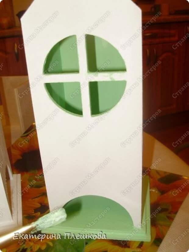 Декор предметов Мастер-класс 8 марта День рождения Декупаж МК Чайного домика Бумага Дерево Крупа фото 8