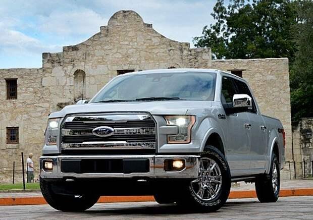 Ford «зарядит» свои пикапы к 2020 году