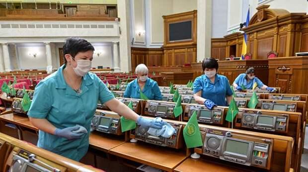 Коронованные коронавирусом. Украинская элита на больничной койке