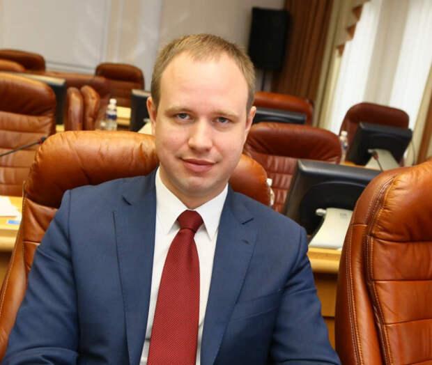 В Иркутске задержан сын экс-губернатора области