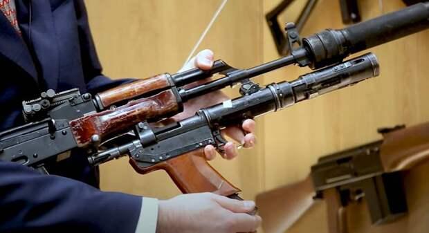 Стрелково-гранатомётные комплексы специального назначения: «Канарейка» и «Тишина»