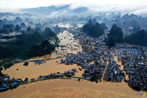 В объективе Китай — июль 2020