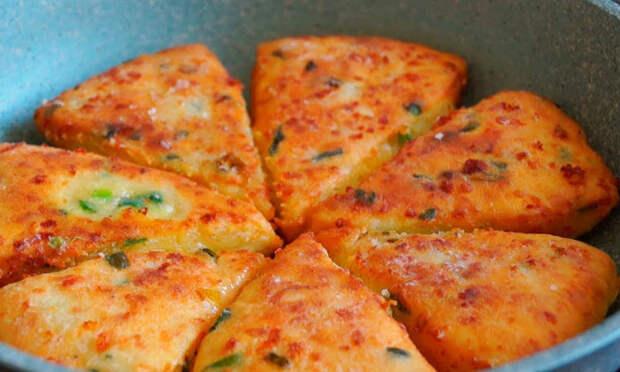 Минутная выпечка: легко заменит хлеб