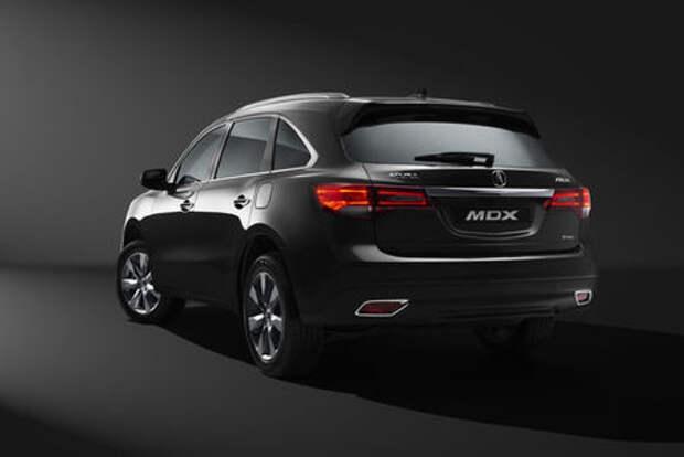 Приостановлены поставки автомобилей Acura в Россию