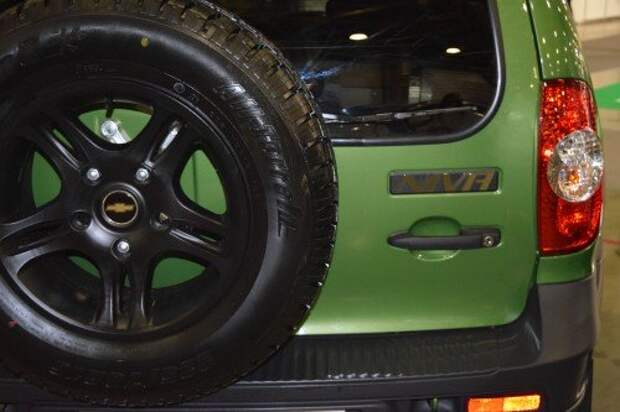 GM-АВТОВАЗ подогреет интерес к Chevrolet Niva новыми спецверсиями