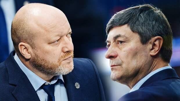 Мартемьянов станет новым тренером «Сибири». Год назад он проигрывал Заварухину в плей-офф, а теперь сменит его